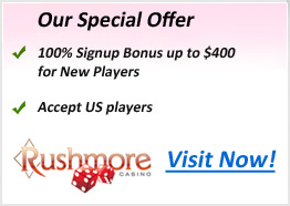 Rushmore Slots offers