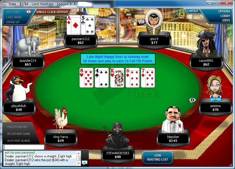 full tilt poker Preview