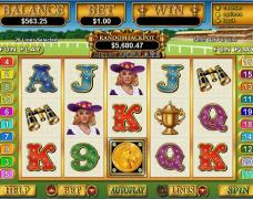 Cherry Red Slots: Derby Dollars