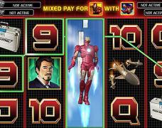 iron man Slot 15-20 Line