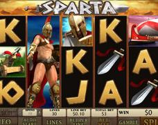 Sparta Slot 25+ Line