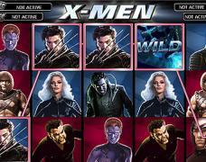 Xman Slot 15-20 Line