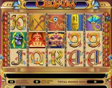 PartyCasino Slots Cleopatra