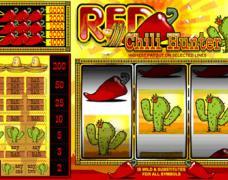 Red chili hunter Slot
