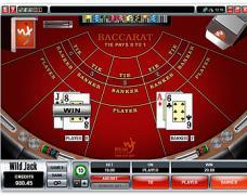 Wildjack Casino Baccarat